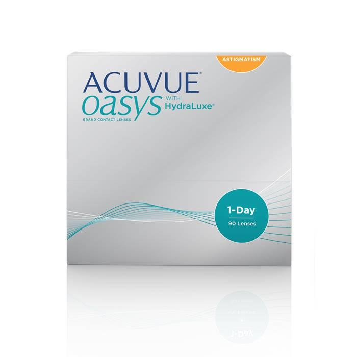 Acuvue Oasys 1 Day Astigmatism 90 Pack